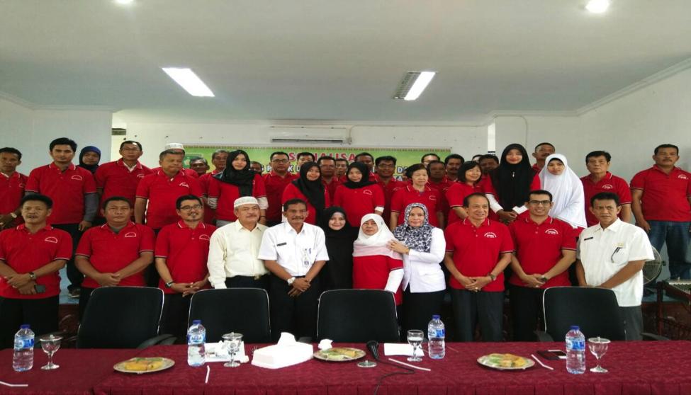 Sosialisasi Pajak Daerah dan Retribusi Daerah di Kecamatan Rengat